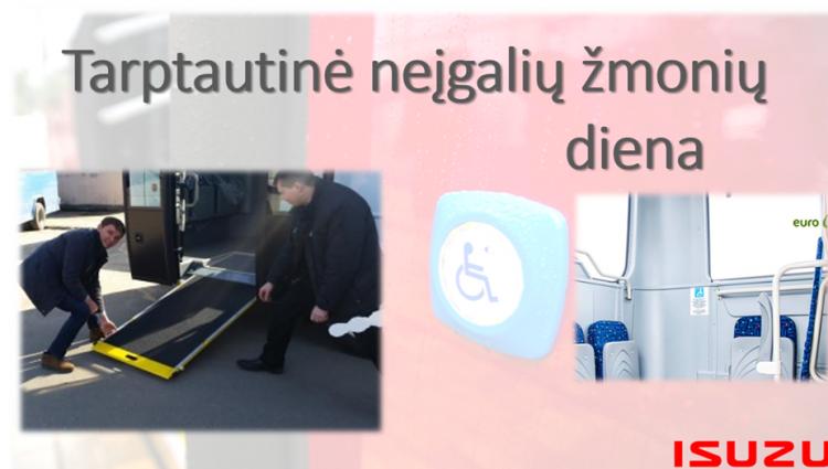 Tarptautinė neįgaliųjų žmonių diena