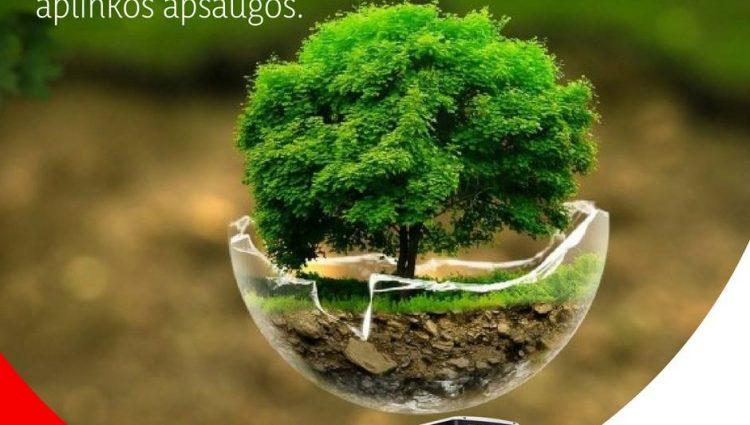 ISUZU prisideda prie aplinkos apsaugos