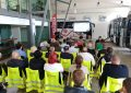 ISUZU continues to provide useful training for bus drivers