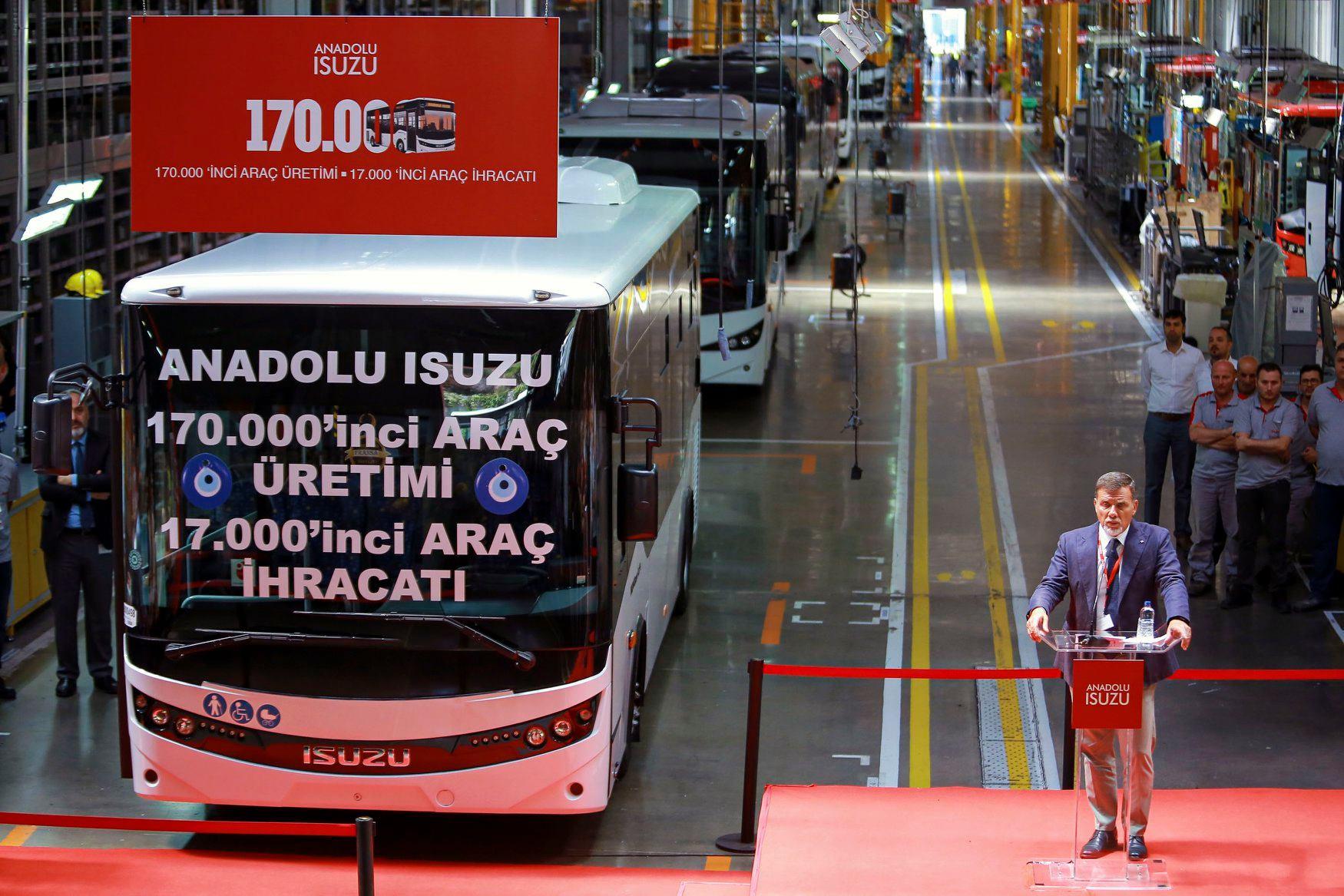 170-tūkstantoji transporto priemonė