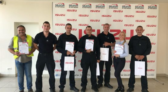 """We strive to be beneficial to all"" – ISUZU"
