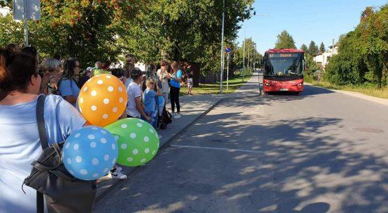 Smagi pramoga Bukiškio bendruomenėje