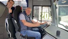 Net 5 autobusai Plungės miestui
